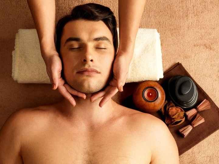 ¿Te apuntas o no a los masajes? - 1