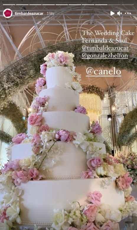 ¡La boda religiosa del 'Canelo' Álvarez y Fernanda Gómez! - 4