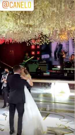 ¡La boda religiosa del 'Canelo' Álvarez y Fernanda Gómez! - 8