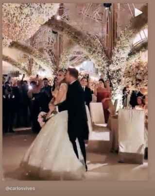¡La boda religiosa del 'Canelo' Álvarez y Fernanda Gómez! - 9