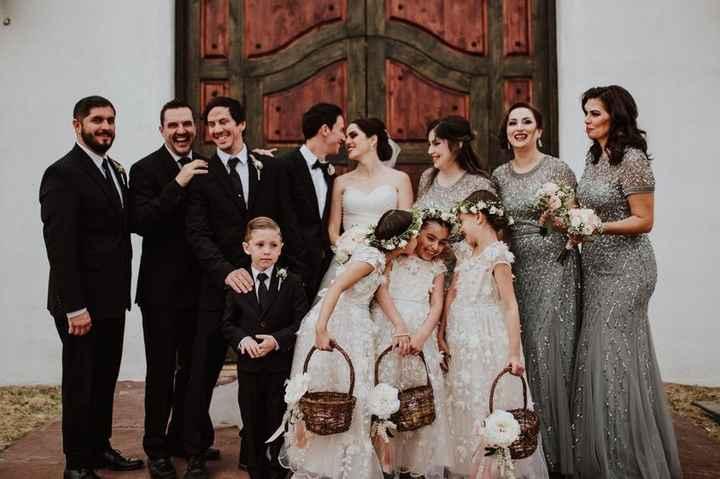 ¿Cuántos niños tendrás en tu boda? ¡Gana el activity book! 🎁 - 1
