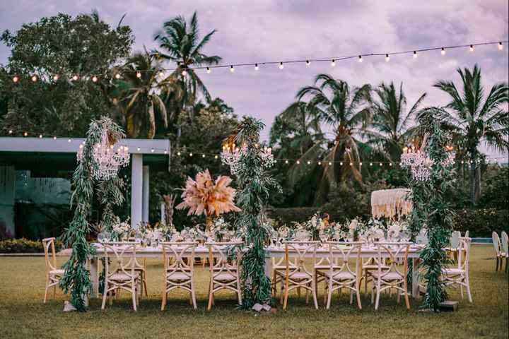 Si solo dependiera de ti, ¿Cuál sería el lugar de la boda? - 1