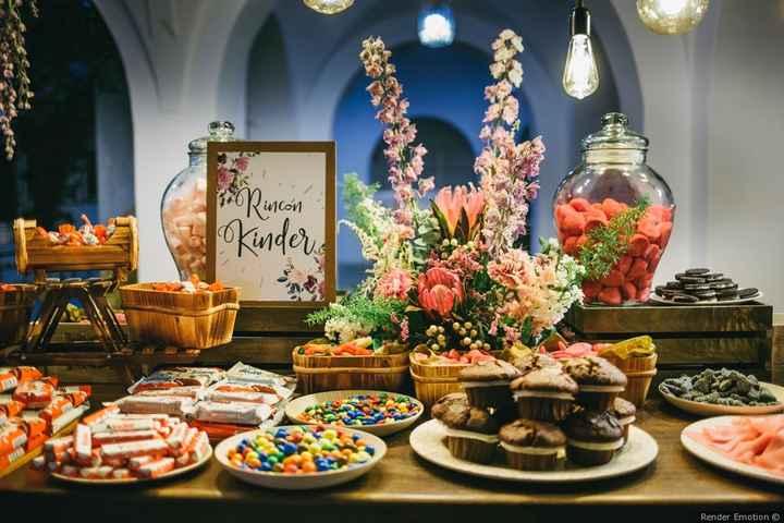 Ideas mesa de dulces - 19