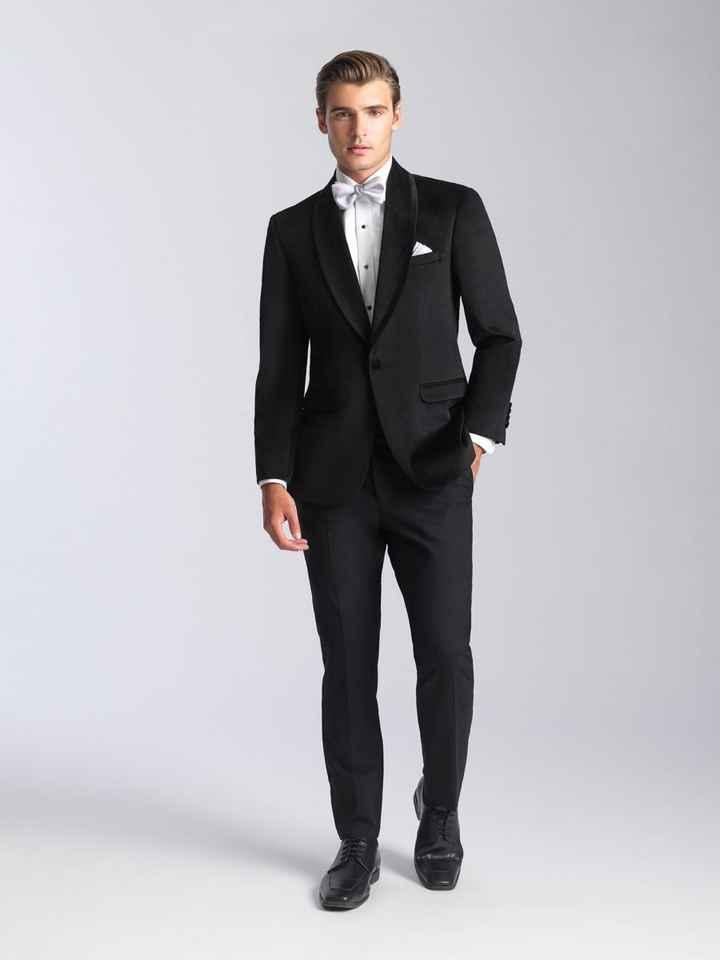 Hey novio ¿Usarías este traje? - 1