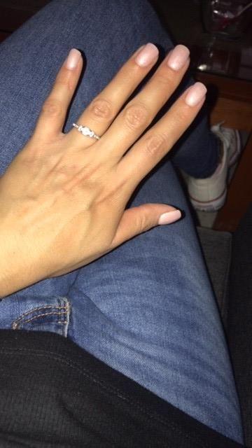 Muestren sus anillos chicas!! 25