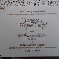 Invitaciones boda y bautizo ¡¡ayuda!! - 1