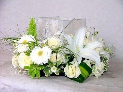 Compartan sus centros de mesa foro antes de la boda - Centros de boda ...
