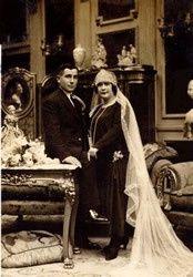 Origen de los vestidos de novia