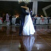 En el primer baile