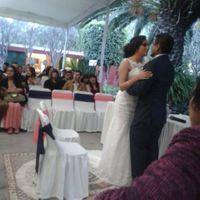 Beso de esposos