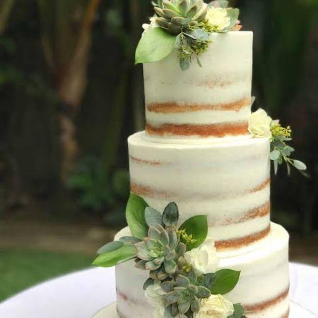 Ayuda...ideas de pastel de bodas 6