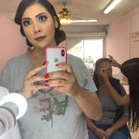 Prueba de Maquillaje