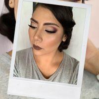 Prueba de maquillaje 2 🤭🤭🤭 - 1