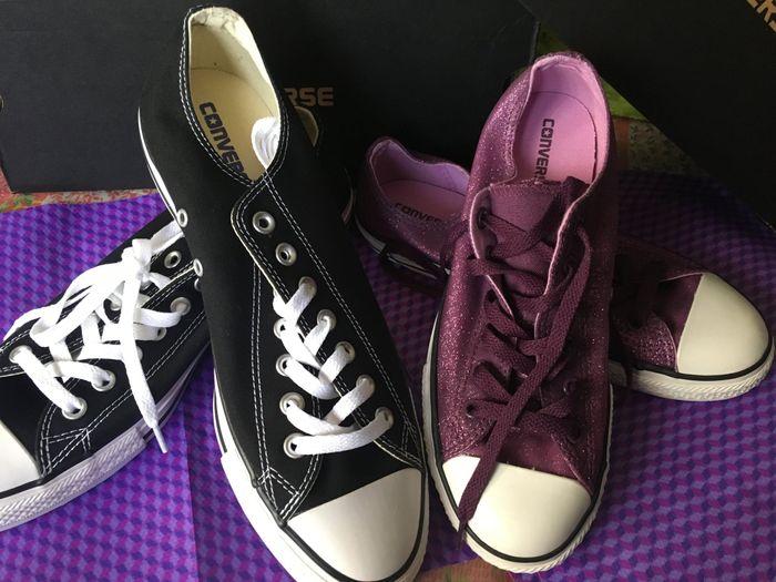Buscando las zapatillas 👠 - 1