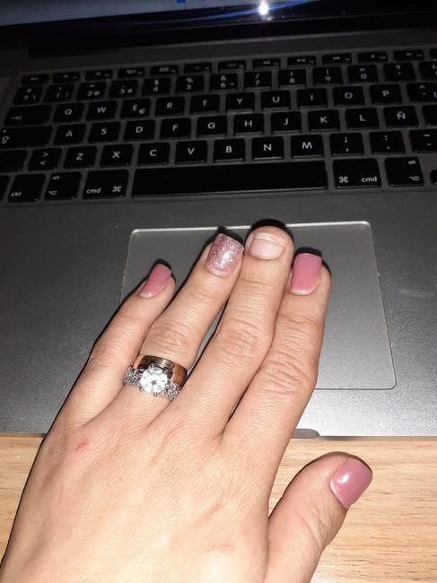 Orden de anillos 💍 1