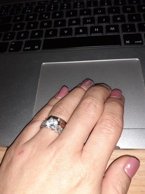 Orden de anillos 💍 2