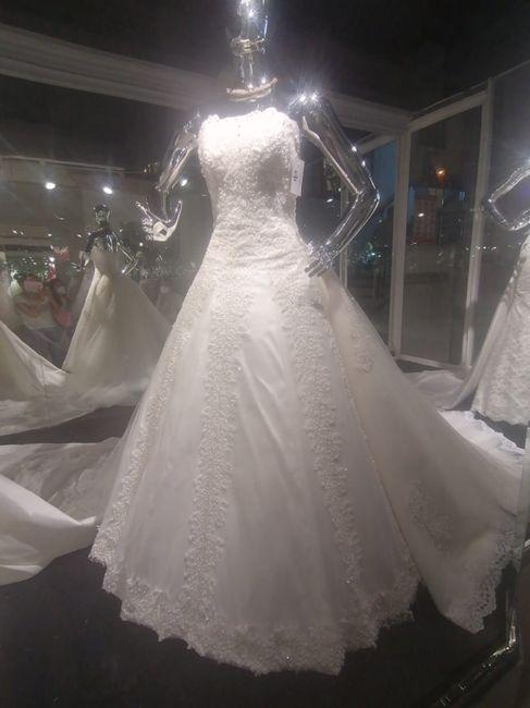 Anticipación para el vestido 😱 2