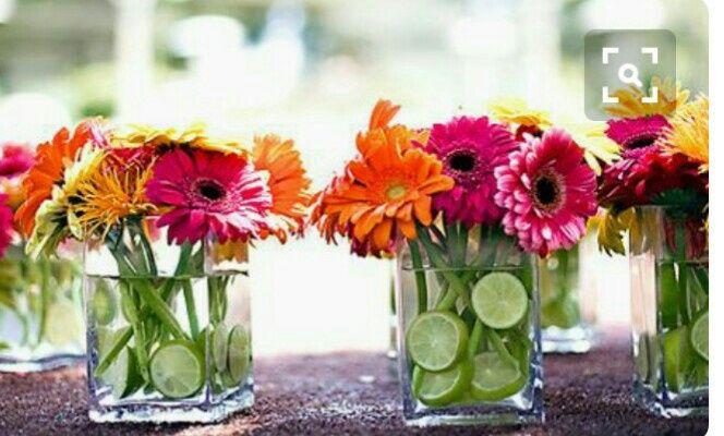 Centros de mesa para boda con tem tica mexicana foro organizar una boda - Centros de mesa de comedor originales ...