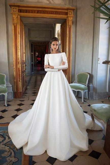 cual es el tiempo ideal anticipado para comprar tu vestido de novia