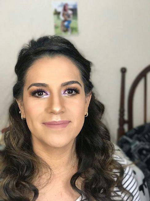 Mi prueba de maquillaje 1