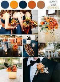 Combina el color naranja en tu boda!!! - 2