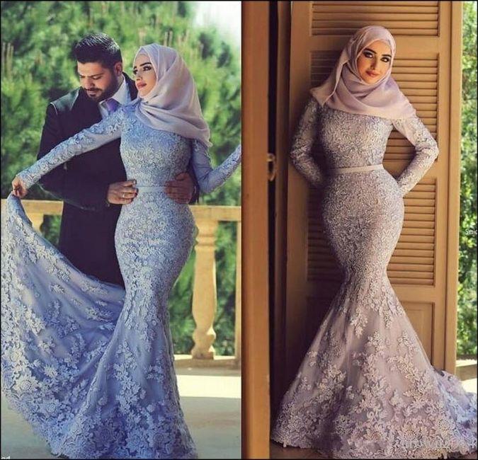 captura mejor precio elegante y elegante Vestidos de novia musulmanes - Foro Moda Nupcial - bodas.com.mx
