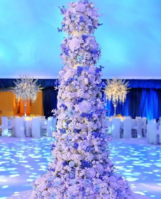 Pasteles de boda Sylvia Weinstock 🎂🌸 2