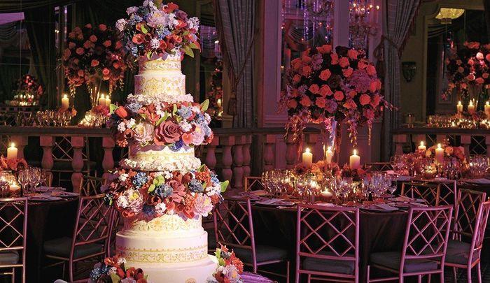 Pasteles de boda Sylvia Weinstock 🎂🌸 3
