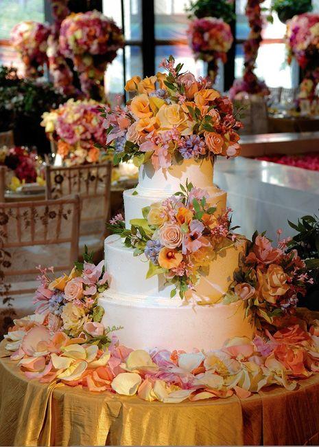 Pasteles de boda Sylvia Weinstock 🎂🌸 4