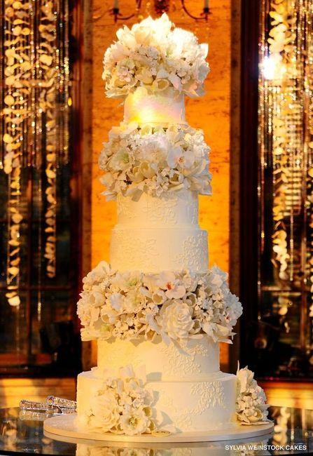 Pasteles de boda Sylvia Weinstock 🎂🌸 5