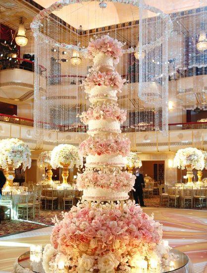 Pasteles de boda Sylvia Weinstock 🎂🌸 6