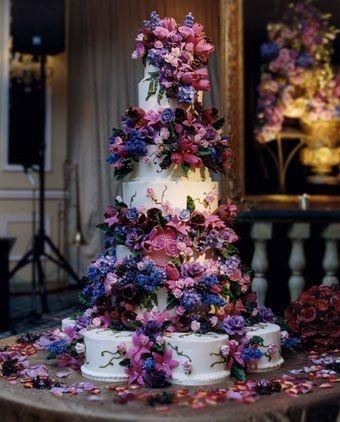 Pasteles de boda Sylvia Weinstock 🎂🌸 8