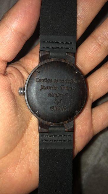 Reloj de compromiso para mi fm ♡ 4