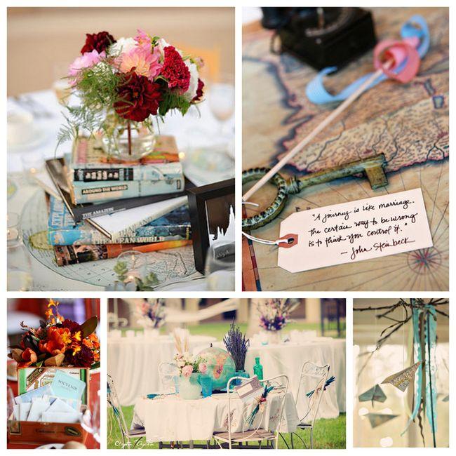 Boda tem tica de viaje foro organizar una boda - Organizar mi boda ...
