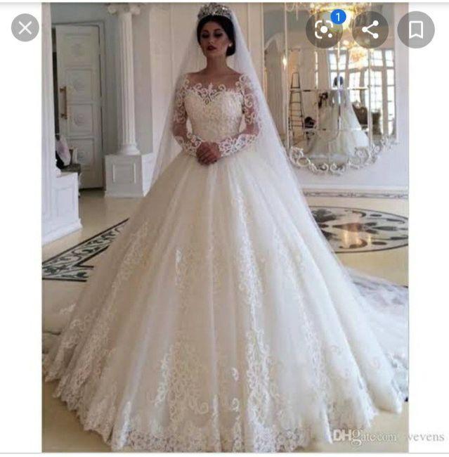 """[JUEGO] Si Googleas """"Vestido de novia""""... 6"""