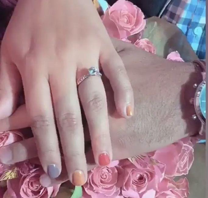 M de muestren sus anillos!!! 7