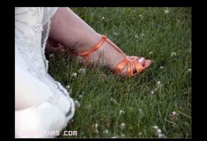 Que les parece estos zapatos para su gran día 🌈 - 3