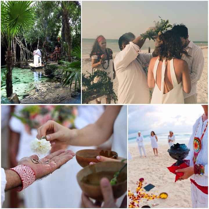 Ceremonia espiritual entrega 1 maya - 1