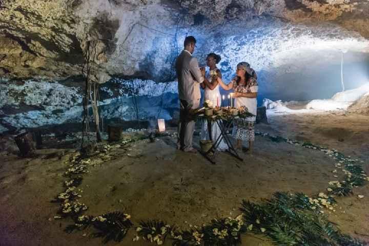 Ceremonia espiritual entrega 1 maya - 3