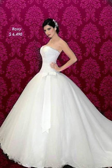 Vestidos de novia baratos en cdmx