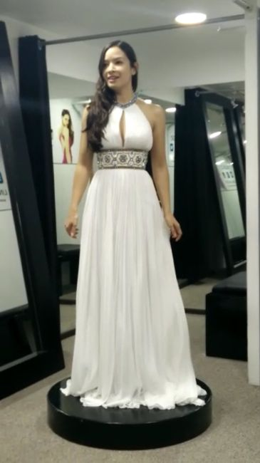 Tu vestido de novia con inspiración en diosas griegas 23