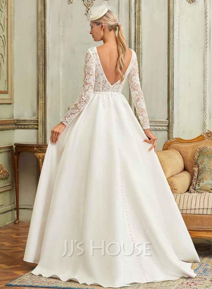 Creen que este vestido sea indicado para playa/jardín? - 2