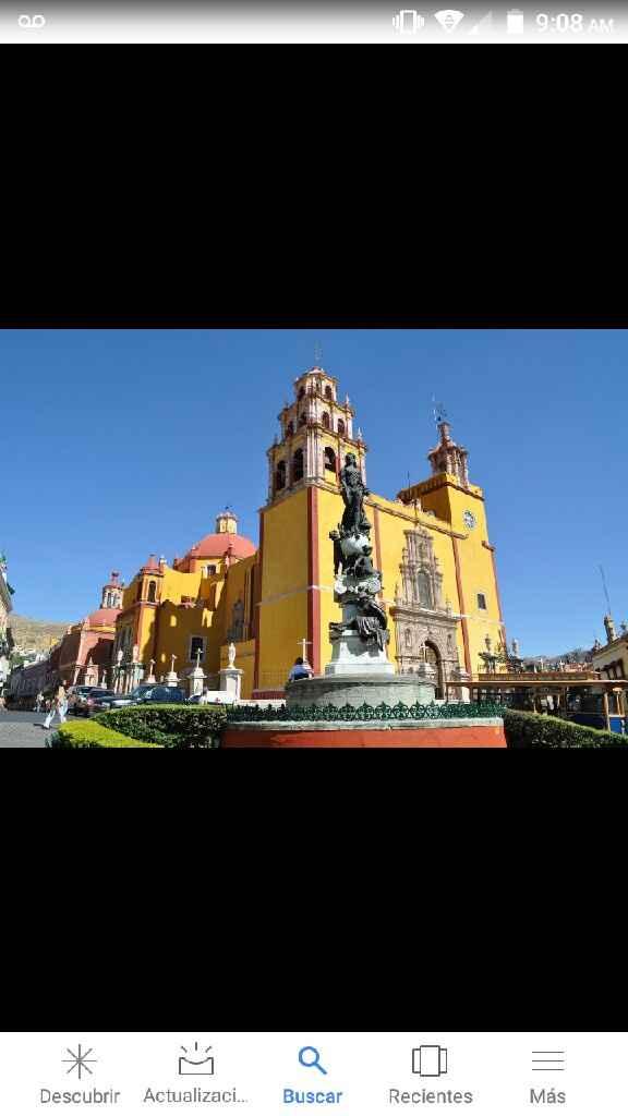 Novios de Guanajuato, ¿En qué iglesia se casan? - 1