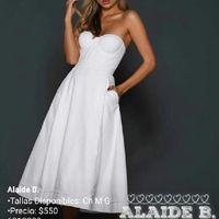 Opciones de vestidos para boda por el civil - 1