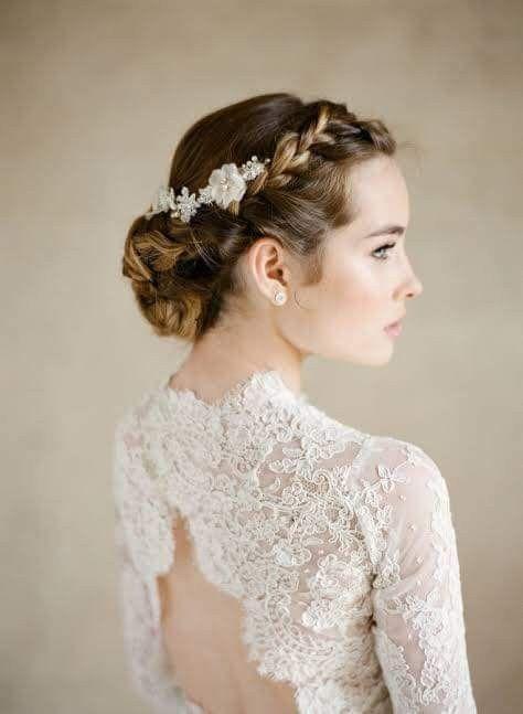 Completamente imperfecto peinados romanos Galería de tendencias de coloración del cabello - Peinado de Recogido Romano - Foro Belleza - bodas.com.mx