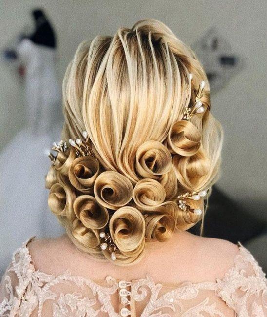 De moda peinados de flor Fotos de los cortes de pelo de las tendencias - Peinados en forma de flores 🌼 - Foro Belleza - bodas.com.mx