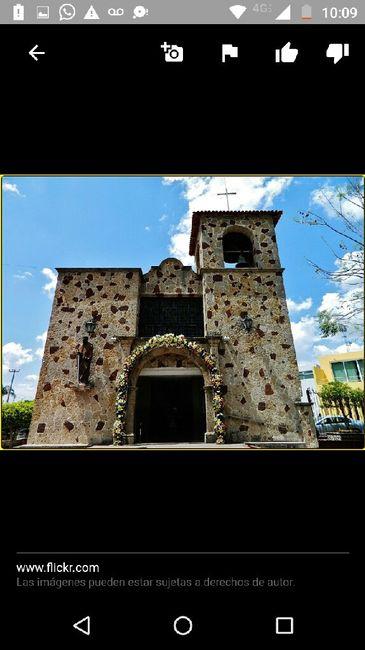Templo para la ceremonia en Jalisco 4