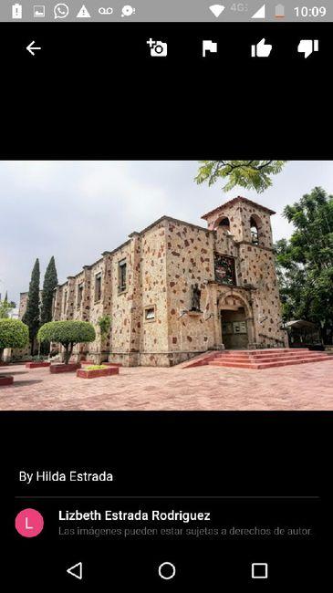 Templo para la ceremonia en Jalisco 5