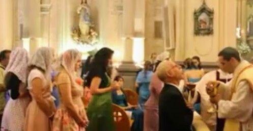 Boda Catolica Tridentina 5