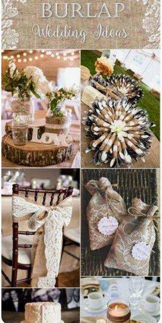 Decoración troncos de madera boda vintage o Rústica. Centros de mesa,base pastel y más. 2